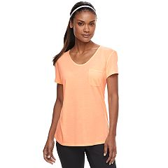 Women's Tek Gear® Pocket Tee