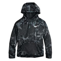 Boys 8-20 Nike Therma Training Pullover Hoodie