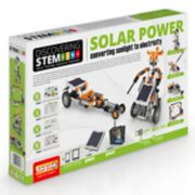 Engino S.T.E.M. Solar Power Building Set