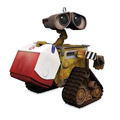 Disney/Pixar WALL-E 10th Anniversary 2018 Hallmark Keepsake Christmas Ornament