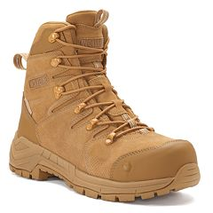 Wolverine Contractor LX  Men's Waterproof Work Boots