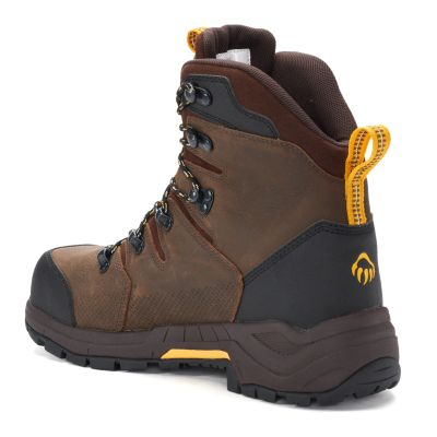 Wolverine Contractor LX Men's ... Waterproof Work Boots