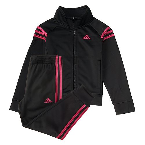 Girls 4 6x adidas Tricot Track Jacket & Pants Set