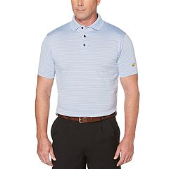 Men's Jack Nicklaus Regular-Fit StayDri Striped Performance Golf Polo