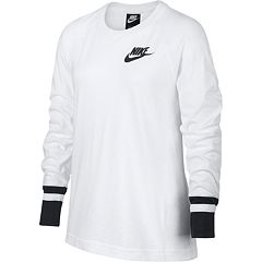 Girls 7-16 Nike Mesh Sleeve Top