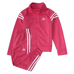 Girls 4-6x adidas Track Jacket & Jogger Pants Set