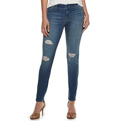 055e04c8e9 Women s Juicy Couture Flaunt It Seamless Midrise Skinny Jeans