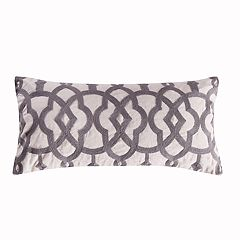 Levtex Ojai Stripe Linen Oblong Throw Pillow