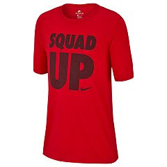 Boys 8-20 Nike Squad Up Tee