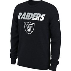 Men's Nike Oakland Raiders Wedge Tee