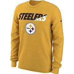 Men's Nike Pittsburgh Steelers Wedge Tee