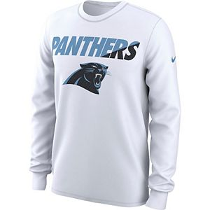 Men s Nike Carolina Panthers Polo Shirt. Regular 0c6d74760