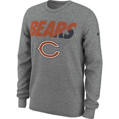 Men's Nike Chicago Bears Wedge Tee