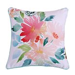 Levtex Janelle Floral Throw Pillow