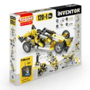 Engino Inventor 120-In-1 Motorized Models Building Set