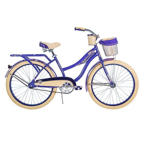 Adult Huffy Deluxe 24-Inch Classic Cruiser
