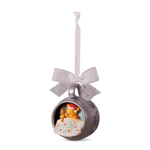 disney winnie the pooh babys first christmas 2018 hallmark keepsake christmas ornament