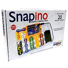 Elenco Snap Circuits Snapino - Making Coding A Snap Learning Set