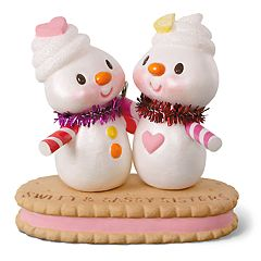 Sweet & Sassy Sisters 2018 Hallmark Keepsake Christmas Ornament