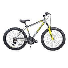 Men's Huffy Wrath 24-Inch Mountain Bike