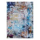 Couristan Gypsy Aquarelle Abstract Rug