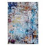 Couristan Gypsy Aquarelle Abstract Rug