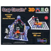 Elenco Snap Circuits 3D M.E.G. Learning Set