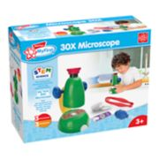 EDU-Toys My First 30X Microscope Science Learning Set