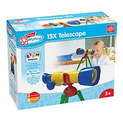 EDU-Toys My First 15X Telescope Science Astronomy Toy