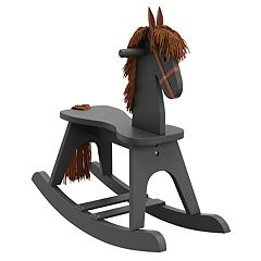 Stork Craft Wooden Rocking Horse