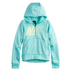 3f1004070032 Girls Blue Nike Hoodies   Sweatshirts Kids Tops
