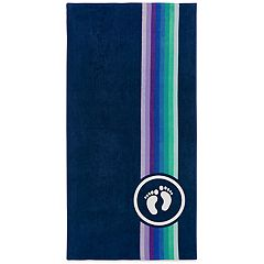 Hang Ten Laguna Stripe Beach Towel