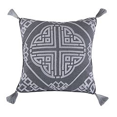 Levtex Dynasty Tassels Throw Pillow