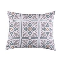 Levtex Dynasty Tiles Throw Pillow
