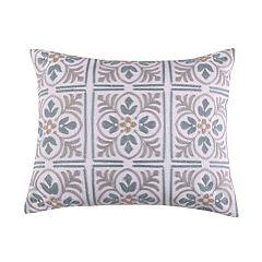 Levtex Dynasty Tiles Throw Pillow