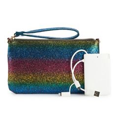 Phone Charging Crossbody Bag