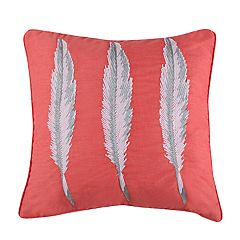 Levtex Dynasty Feathers Throw Pillow