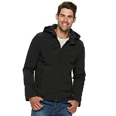 Men's Urban Republic Softshell Hooded Jacket