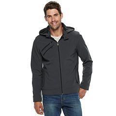 Men's Urban Republic Softshell Hooded Jacket