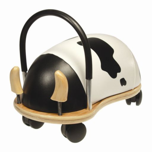 Prince Lionheart Cow Wheely Bug - Large