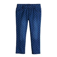 Toddler Girl Jumping Beans® Polka-Dot Jeggings