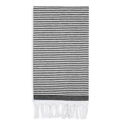 Linum Home Textiles Soft Stripes Pestemal Beach Towel