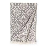 Linum Home Textiles Damask Delight Pestemal Beach Towel