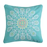 Levtex Bellflower Geometric Throw Pillow