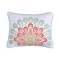 Levtex Bellflower Mandala Throw Pillow