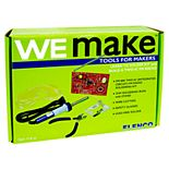 Elenco WE MAKE Learn to Solder FM Radio Kit