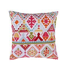 Levtex Heather Crewel Throw Pillow