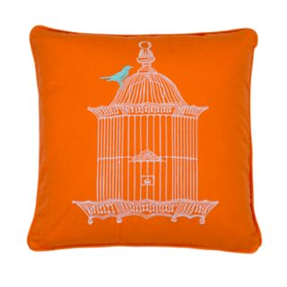 Levtex Abigail Birdcage Throw Pillow
