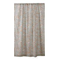 Levtex Lyon Teal Window Curtain