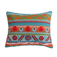 Levtex Mirage Pieced Diamond Throw Pillow